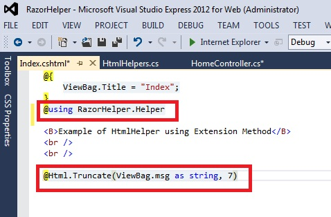 mvc write helper How to create and author your own custom tag helpers aspnet core mvc – custom tag helpers aspnet core mvc – tag helper components introduction.